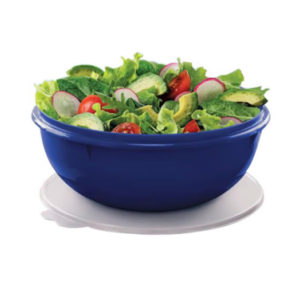 Tupperware Saladeira Azul 6.5L
