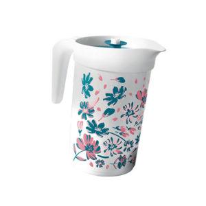Jarra Ilúmina Floral 2L Tupperware