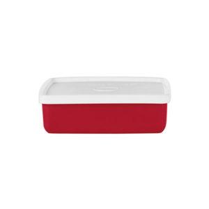 Refri Box Vermelho 400ml Tupperware