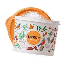 Tupper Caixa Tapioca 1.6Kg Floral