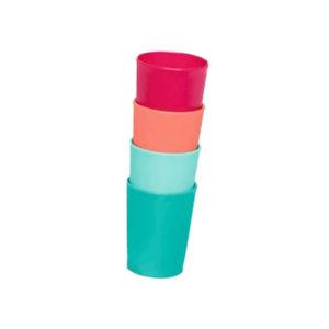 Mini Copinhos Colors 60ml Tupperware