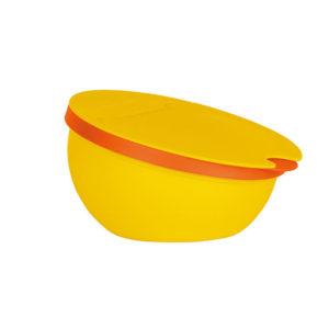 Tupper Chef Saleiro Amarelo 300g